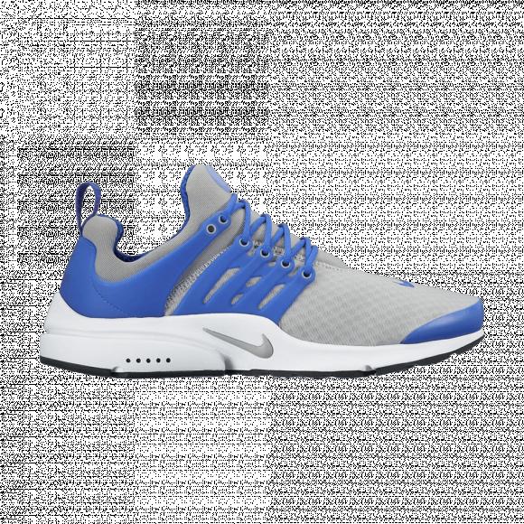 Nike Air Presto Essential 'Wolf Grey Paramount Blue' - 848187-010