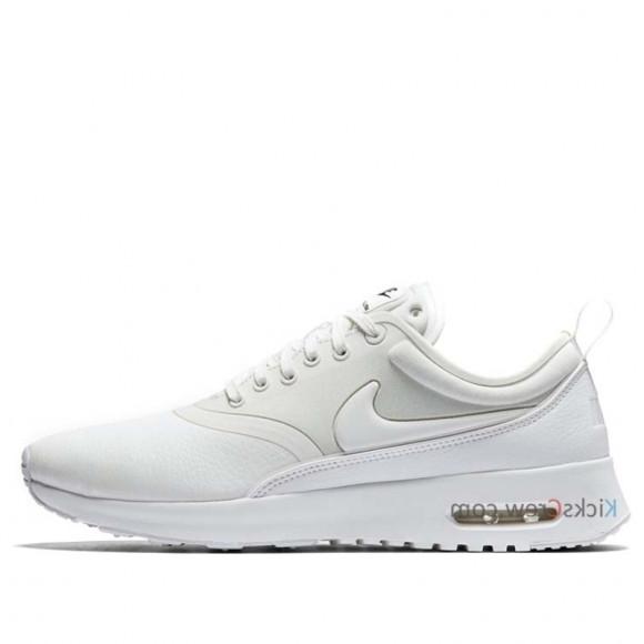 Nike Womens WMNS Air Max Thea Ultra PRM Summit White Marathon Running Shoes/Sneakers 848279-100 - 848279-100