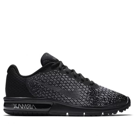 Nike Air Max Sequent 2 Black/Dark Grey-Wolf Grey-Metallic Hematite ...