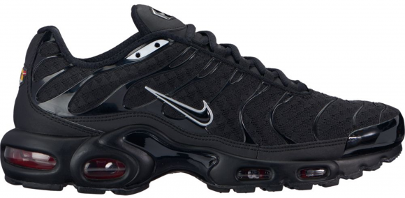 Nike Air Max Plus Ninja Black - 852630-015