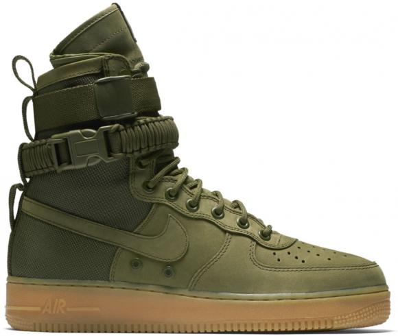 Nike SF-AF1 Olive 859202-339 - 859202-339