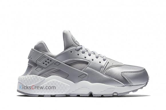Nike Womens WMNS Air Huarache Run SE Metallic Silver 859429-002 ...