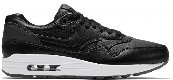 Nike Air Max 1 Pinnacle Black Leather - 859554-001