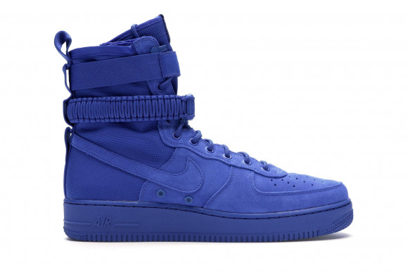 Nike SF Air Force 1 High Game Royal - 864024-401
