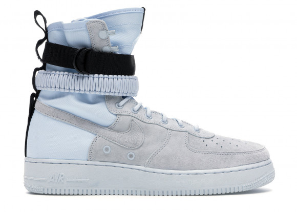 Nike SF Air Force 1 High Blue Tint - 864024-402