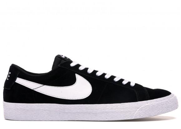 Nike SB Blazer Zoom Low Men's Skateboarding Shoe - Black - 864347-019