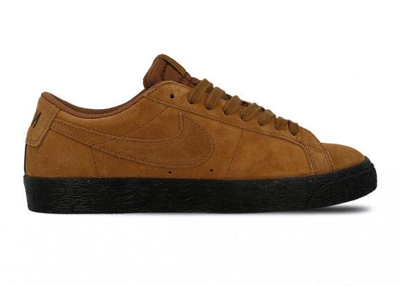 Nike Zoom Blazer Low SB 'Light British Tan' Light British Tan ...