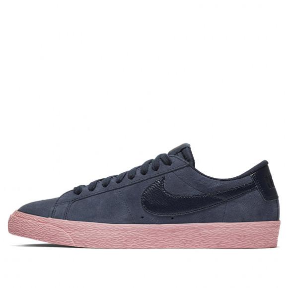 Nike SB Zoom Blazer Low Obsidian Bubblegum 864347-402 - 864347-402