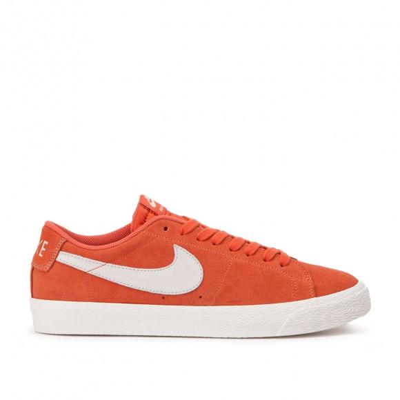 Nike SB Zoom Blazer Low (Korallrot / Weiß) - 864347-800