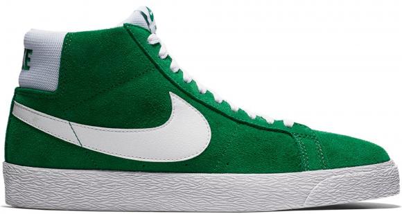 Nike SB Blazer Mid Pine Green - 864349-311