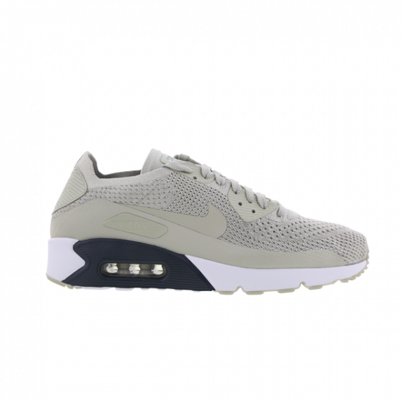 Nike Air Max 90 Ultra 2.0 Flyknit Pale Grey - 875943-006
