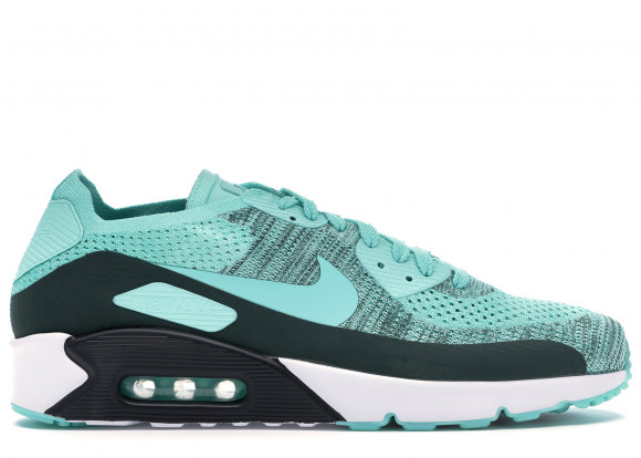 Nike Air Max 90 Ultra 2.0 Flyknit Hyper Turquoise Hyper Turquoise
