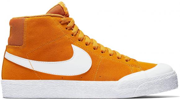 Nike SB Blazer Zoom Mid Circuit Orange - 876872-819