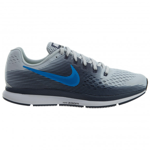 Nike Air Zoom Pegasus 34 Pure Platinum Photo Blue