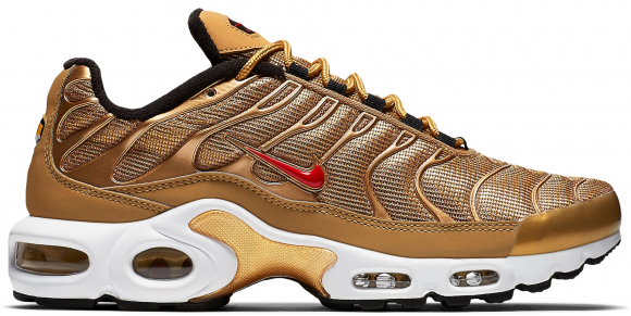 Nike Air Max Plus Metallic Gold 2018 (W) - 887092-700