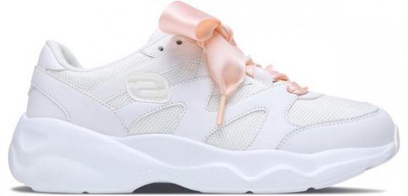 Skechers D'Lites Airy Marathon Running Shoes/Sneakers 88888162-WLPK - 88888162-WLPK