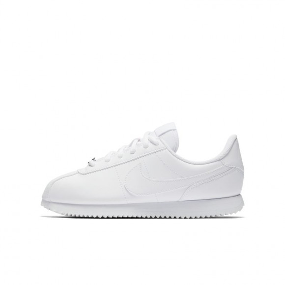 Junior Cortez Leather Trainer