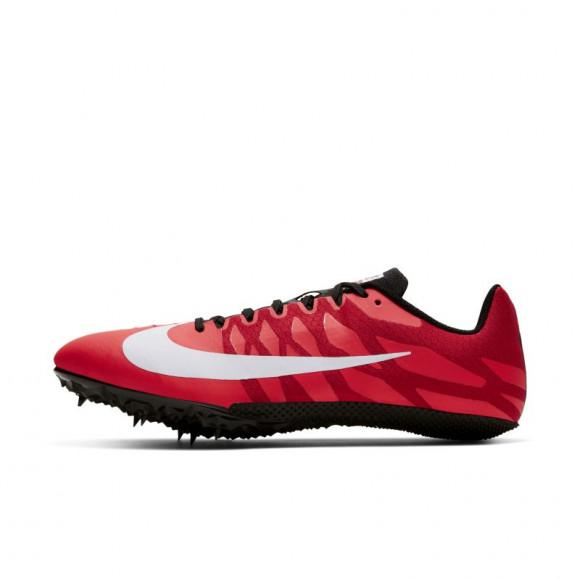 Nike Zoom Rival S 9 Unisex-Leichtathletikschuh - Rot - 907564-604