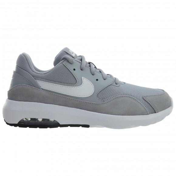 Nike Air Max Nostalgic Wolf Grey White Black