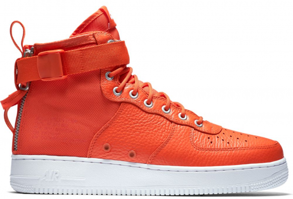 Nike SF Air Force 1 Mid Team Orange - 917753-800