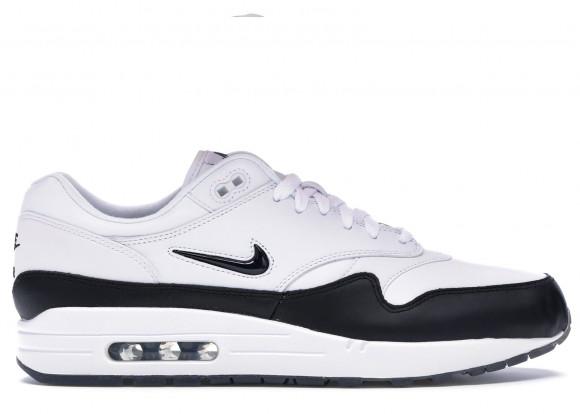 Nike Air Max 1 Jewel White Black (2017) - 918354-100