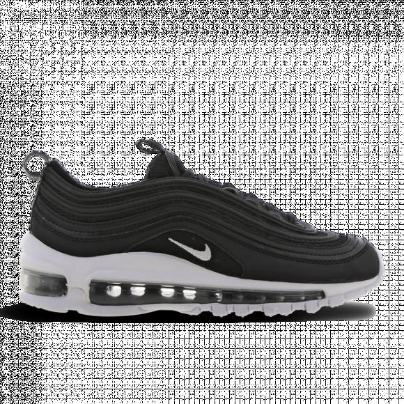 Nike Boys Nike Air Max 97 - Boys' Grade School Running Shoes Black/White/Silver Size 4.5 - 921522-001
