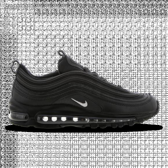 Boys Nike Nike Air Max 97 - Boys' Grade School Shoe Black/White/Anthracite Size 03.5 - 921522-011