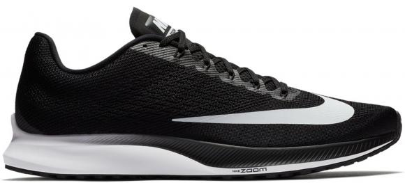 Más allá Correlación Bloquear  Nike Air Zoom Elite 10 Black White - 924504-001