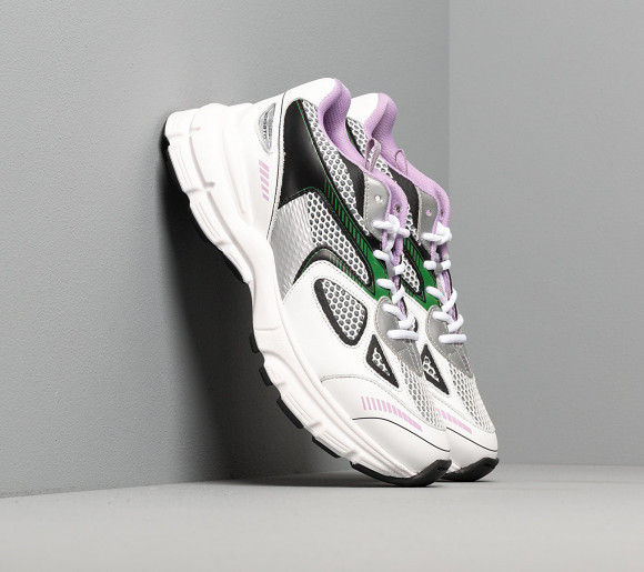 Axel Arigato Marathon Runner White/ Black/ Green - 93035