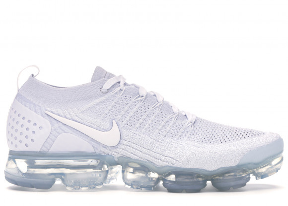 Nike Air VaporMax Flyknit 2 White Pure Platinum - 942842-100