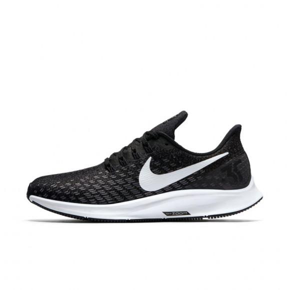 Chaussure de running Nike Air Zoom Pegasus 35 pour Femme (étroite) - Noir - 942857-001