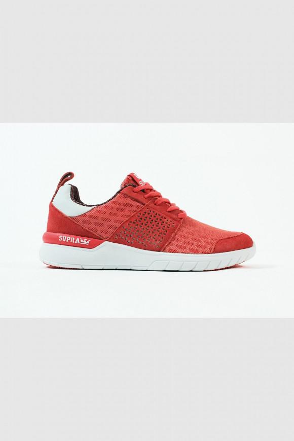 Supra - Scissor Damen Sneaker in Korall - 98027-639-M