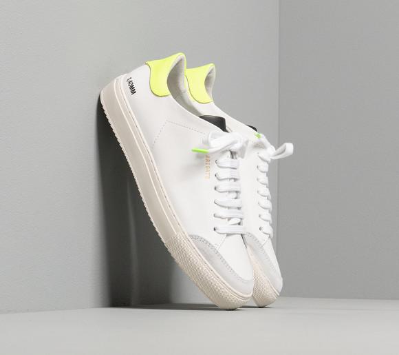 Axel Arigato Clean 90 Triple White/ Neon Yellow - 98586