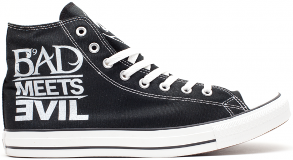 Converse Chuck Taylor All-Star Hi Bad Meets Evil - 9A-1106-M88