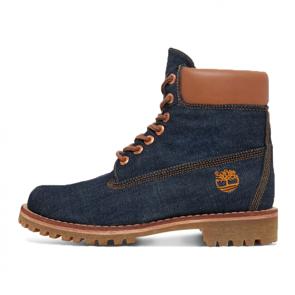 Timberland Heritage 6 IN Fabric C Darl Blue - A1B3R