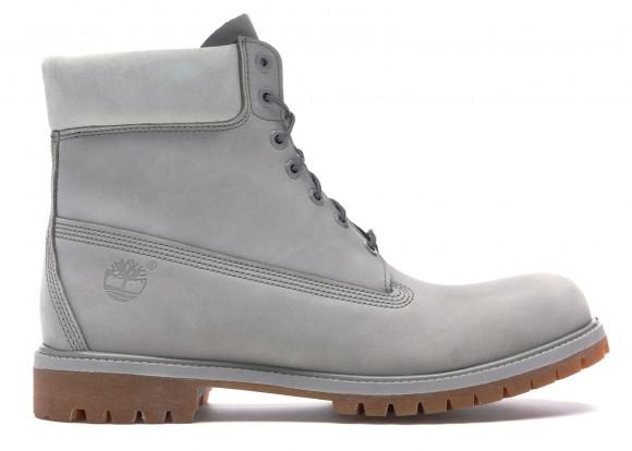 "Timberland 6"" Boot Light Grey Waterbuck - A1GAU093"