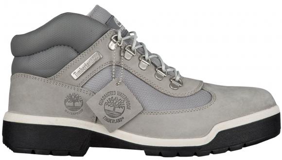 Timberland Field Boot Light Grey Nubuck - A1JFSD52