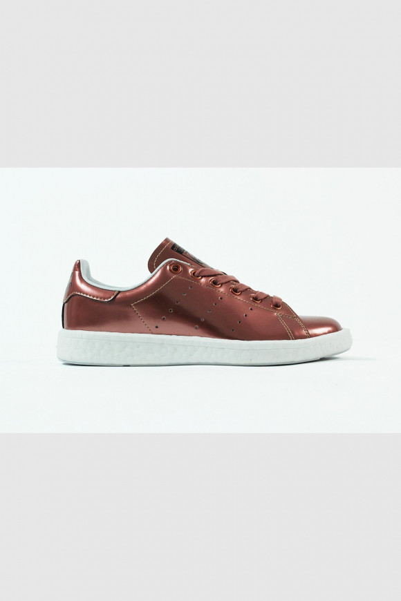 Adidas - Stan Smith Sneaker mit Boost Sohle in Kupfer - A856-D2055