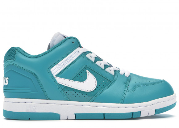 Nike SB Air Force 2 Low Supreme Blue - AA0871-313