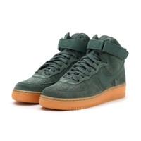 Nike Air Force 1 High 07 Lv8 Suede Vintage Green/Vintage Green - AA1118-300