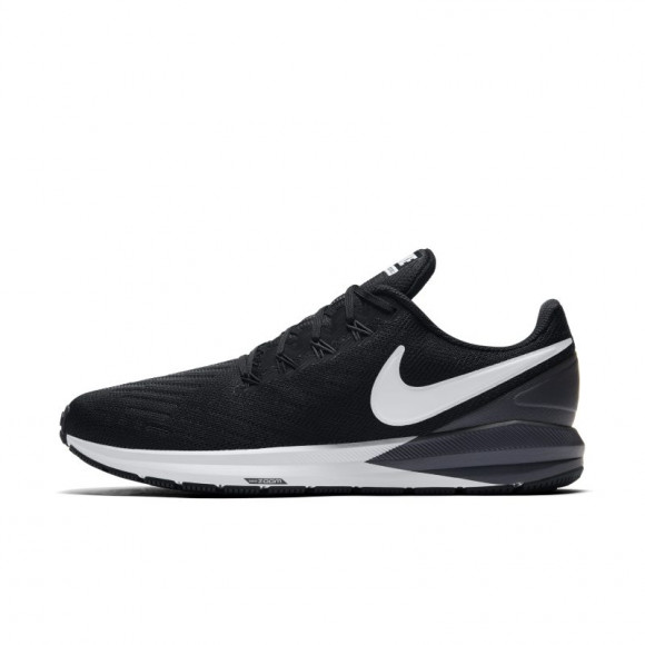 Nike Air Zoom Structure 22 Black - AA1636-002