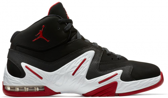 Jordan Alpha 3% Black Varsity Red - AA3994-002
