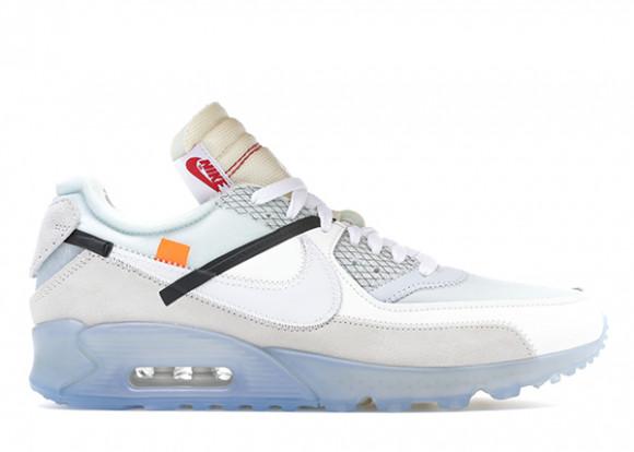 Nike x Off White Air Max 90 'The 10 Ten' - AA7293-100