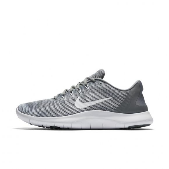 Glorioso entrega lluvia  Nike Flex 2018 RN 'Cool Grey' Cool Grey/White Marathon Running  Shoes/Sneakers AA7397-010 - AA7397-