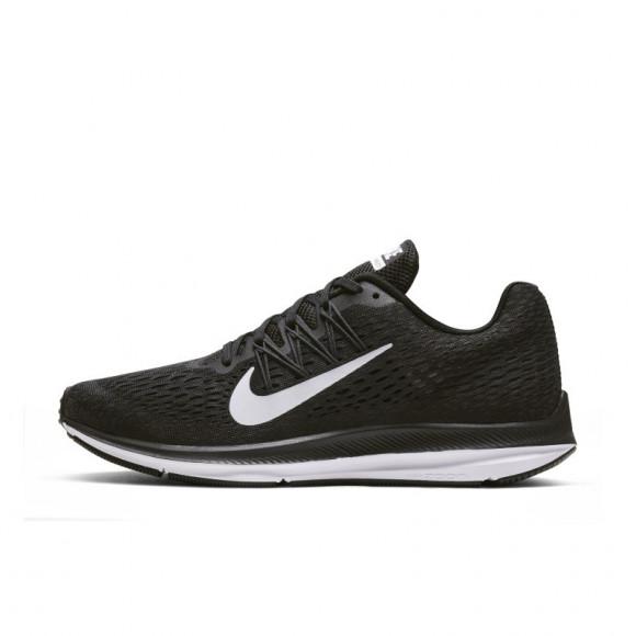 Nike Air Zoom Winflo 5 Hardloopschoen voor dames - Zwart