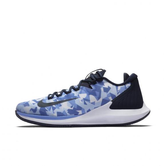 Decaer plan de ventas Camino  NikeCourt Air Zoom Zero Zapatillas de tenis para tierra batida - Hombre -  Azul - AA8017-406