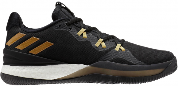 adidas Crazy Light Boost 2018 Black Gold - AC8365