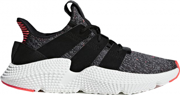 adidas Prophere Core Black Solar Red (W)