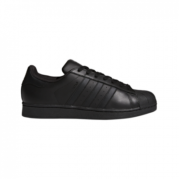 adidas Superstar Core Black/ Core Black/ Core Black - AF5666