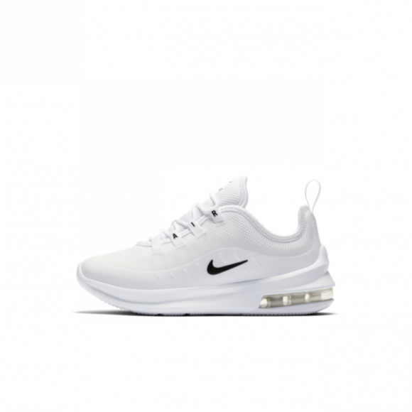 Chaussure Nike Air Max Axis pour Jeune enfant Blanc